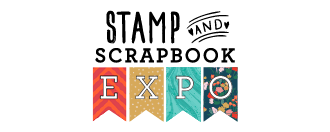 Stamp & Scrapbook Expo Logo