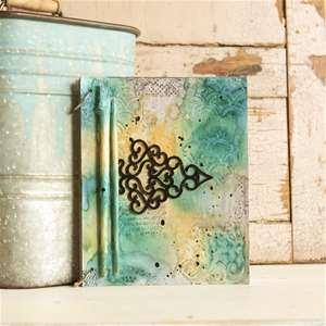 Art Journaling – Mixed Media Journal Cover