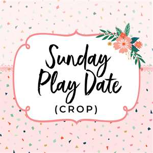 Sunday - Play Date Ticket