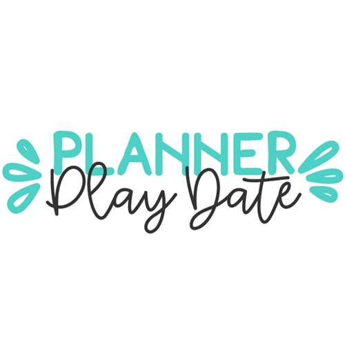 Planner Play Date